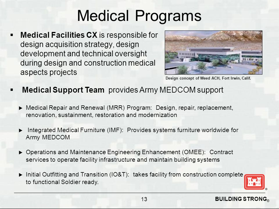 Medical Programs