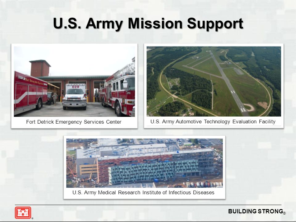 U.S. Army Mission Support