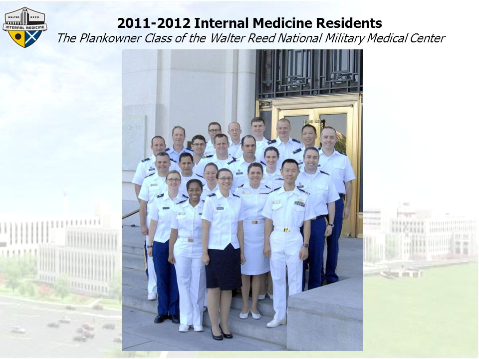 2011-2012 Internal Medicine Residents