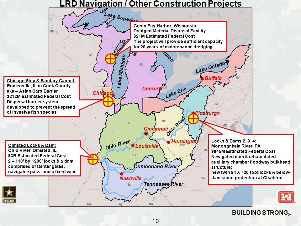 LRD Navigation / Other Construction Projects