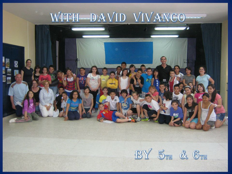 with David Vivanco By 5th & 6th