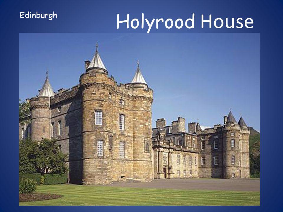Edinburgh Holyrood House