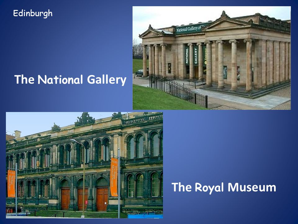 The National Gallery The Royal Museum