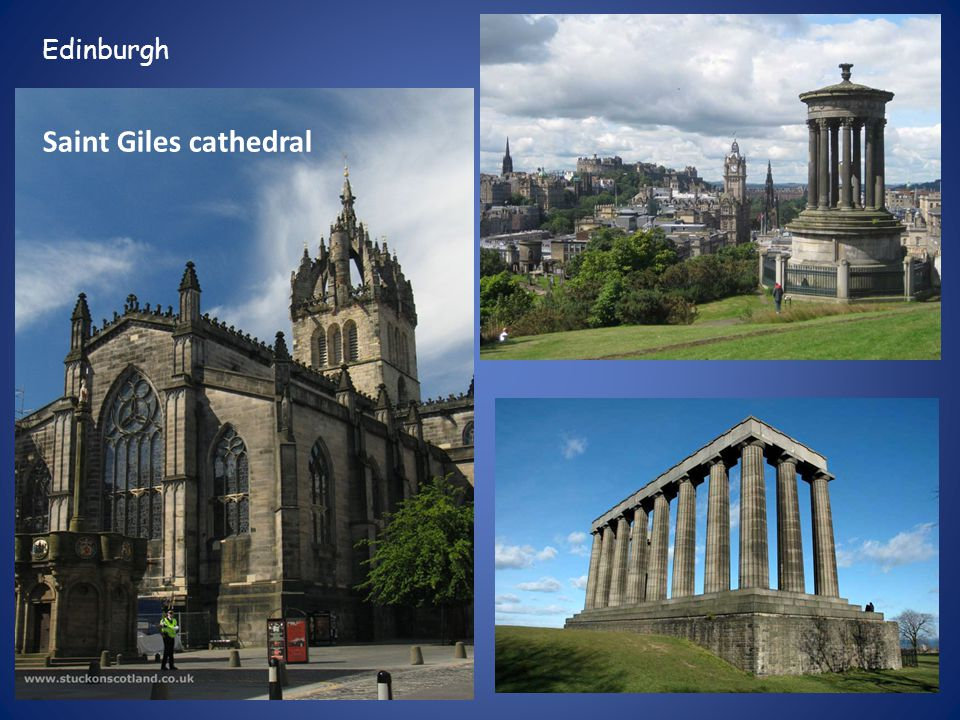 Edinburgh Saint Giles cathedral