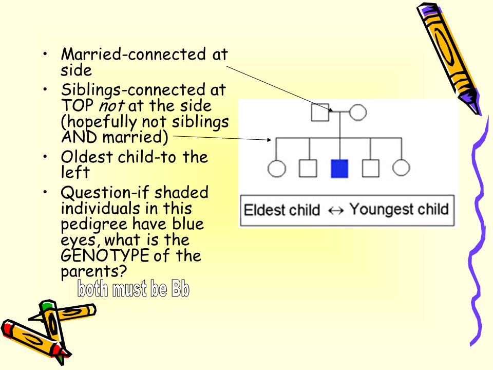 Married-connected at side