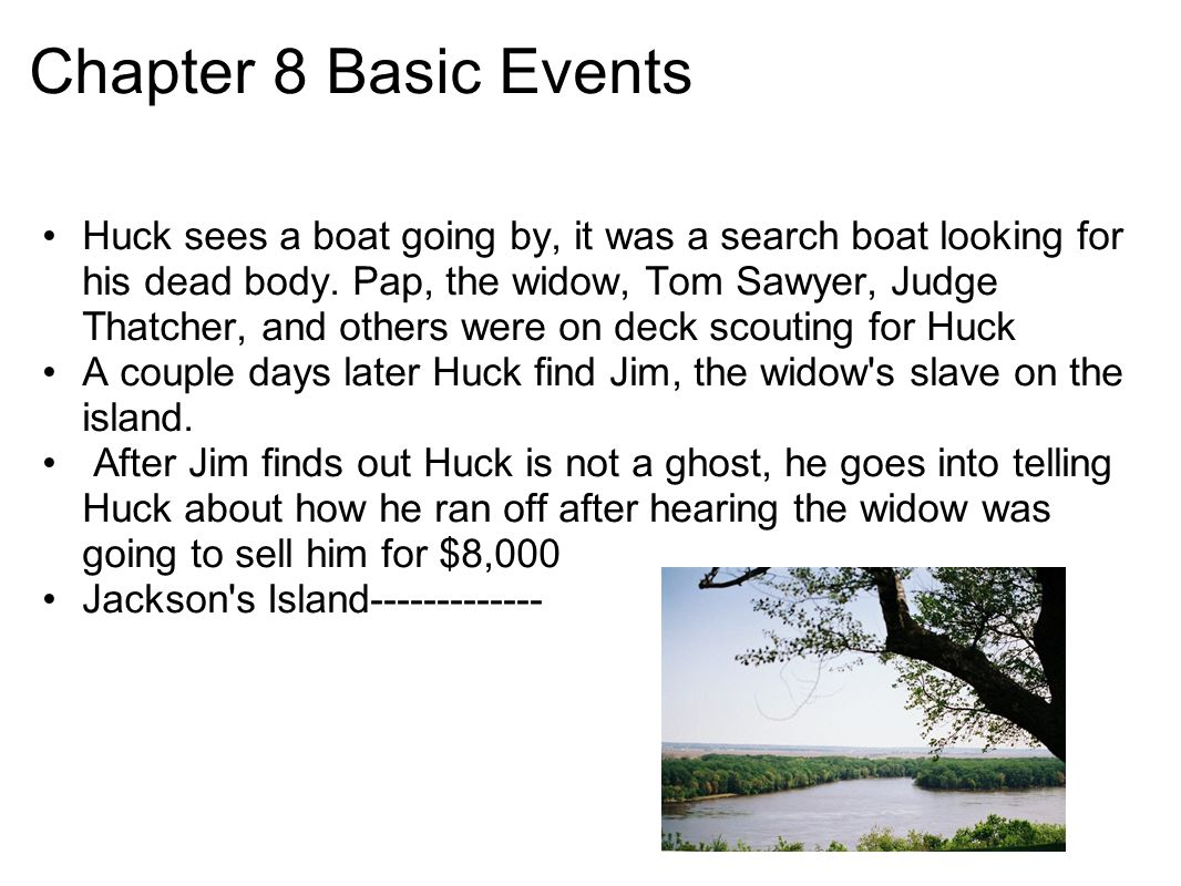 Chapter 8 Basic Events