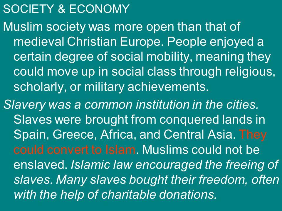 SOCIETY & ECONOMY