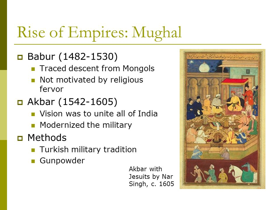 Rise of Empires: Mughal