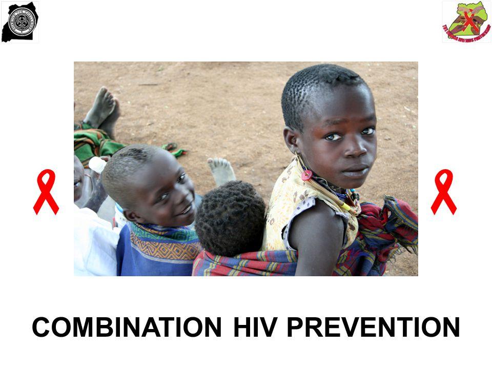 COMBINATION HIV PREVENTION