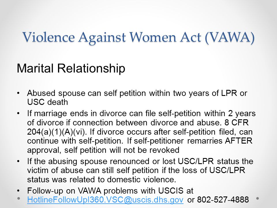 Dating violence definition vawa