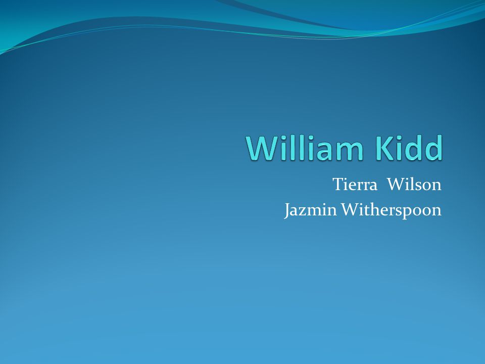 Tierra Wilson Jazmin Witherspoon