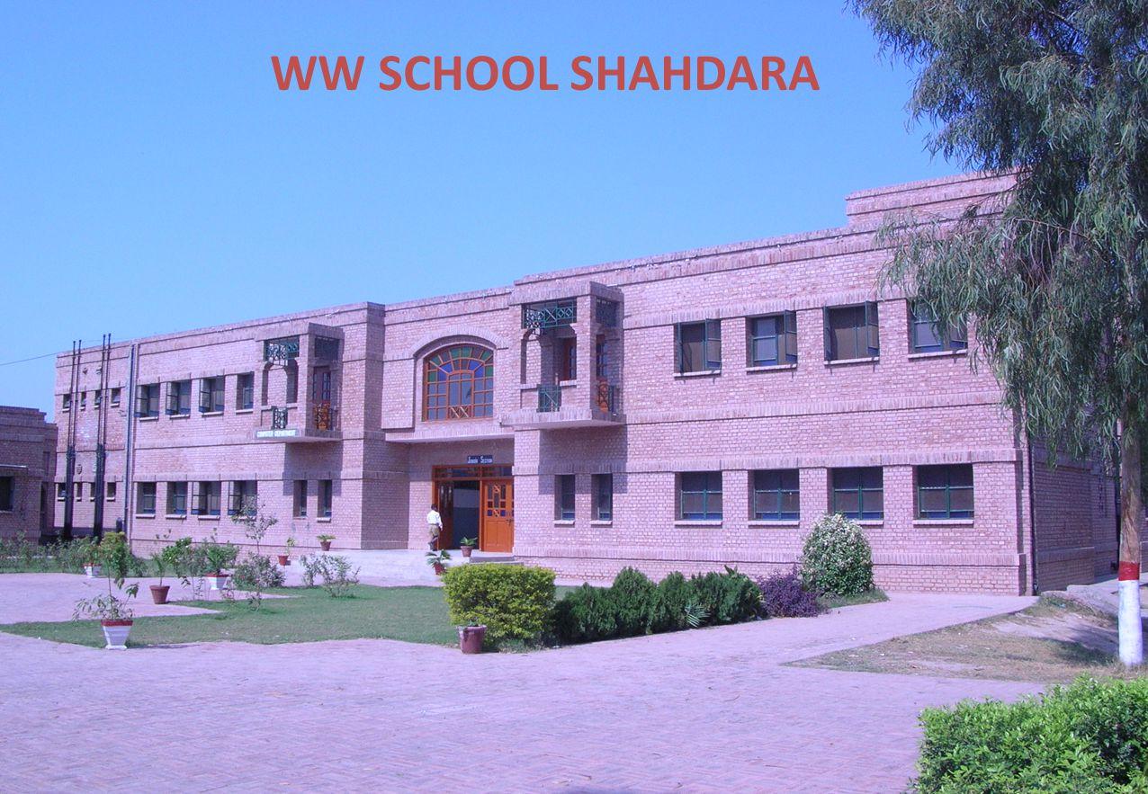WW SCHOOL SHAHDARA