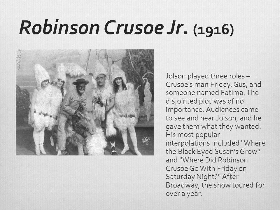 Robinson Crusoe Jr. (1916)