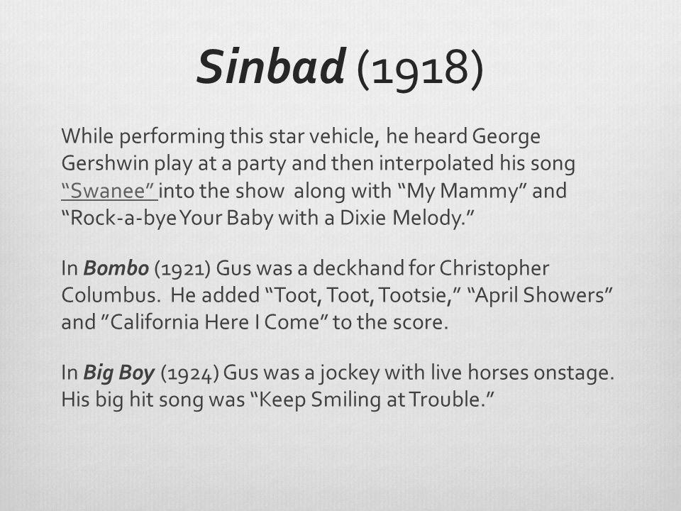 Sinbad (1918)