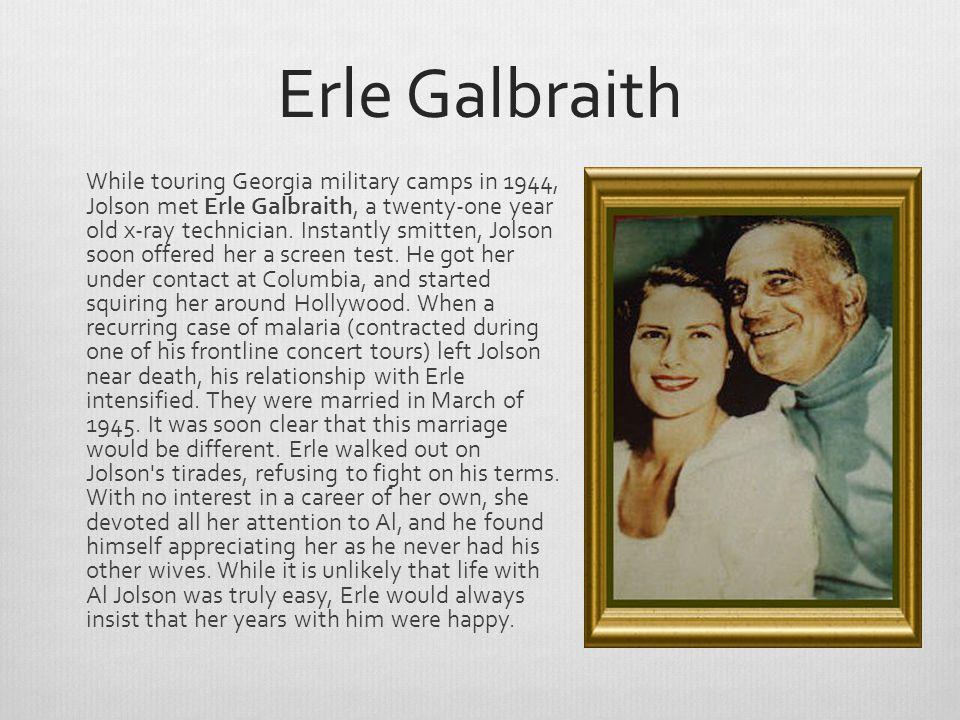 Erle Galbraith