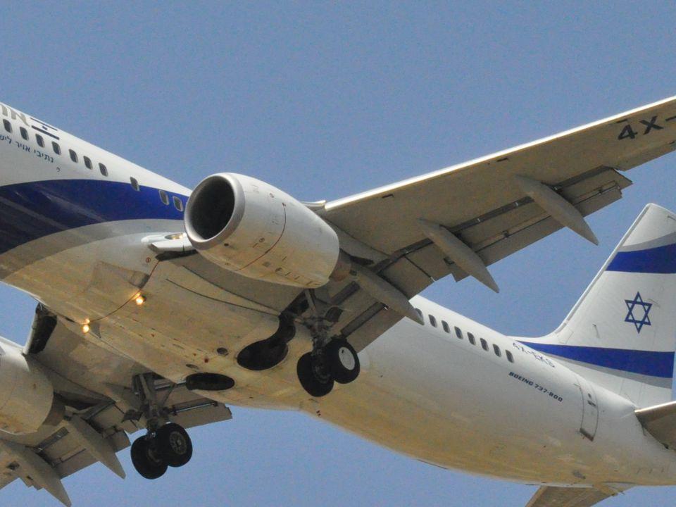 An El Al Boeing 767