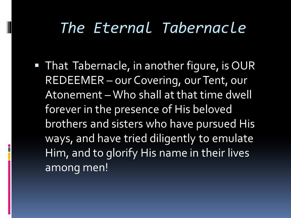 The Eternal Tabernacle