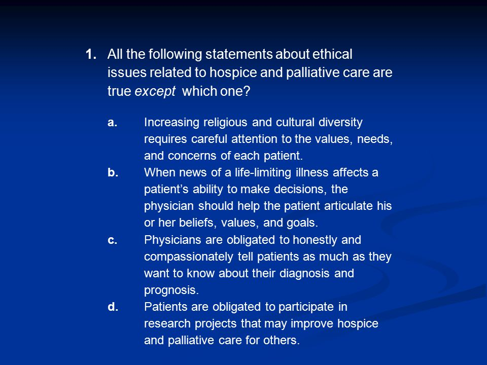 cultural diversity in palliative care Cultural competency and diversity among hospice palliative care volunteers maja jovanovic, ma 1 1 department of sociology, mcmaster university, hamilton, ontario, canada american journal of.