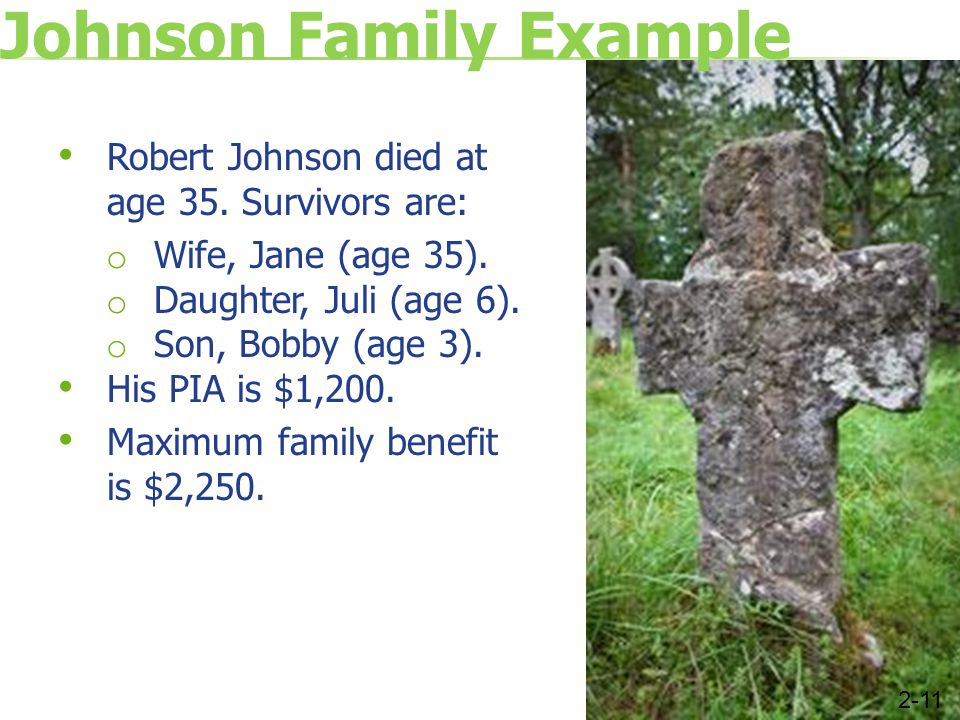 Johnson Family Example