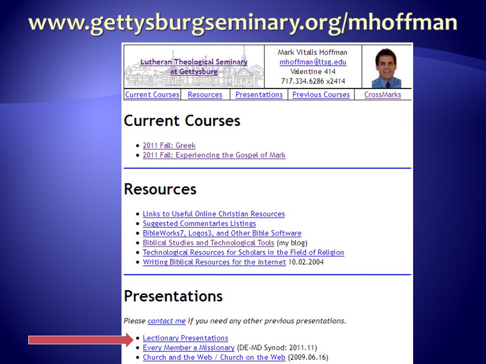 www.gettysburgseminary.org/mhoffman