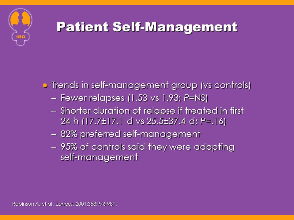Patient Self-Management