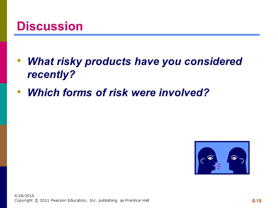 Discussion What risky products have you considered recently
