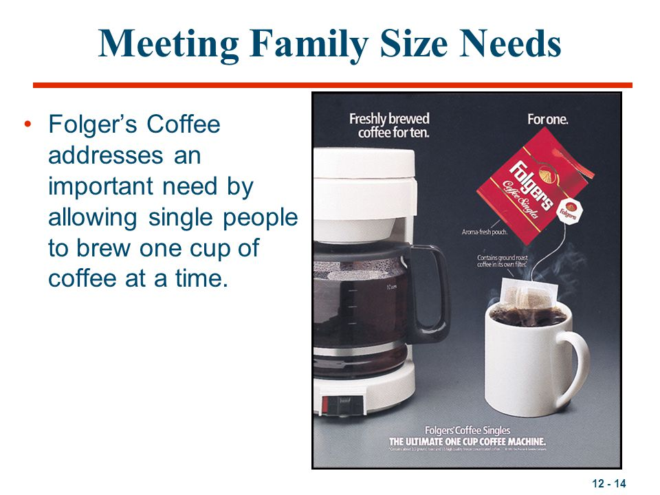 Meeting Family Size Needs