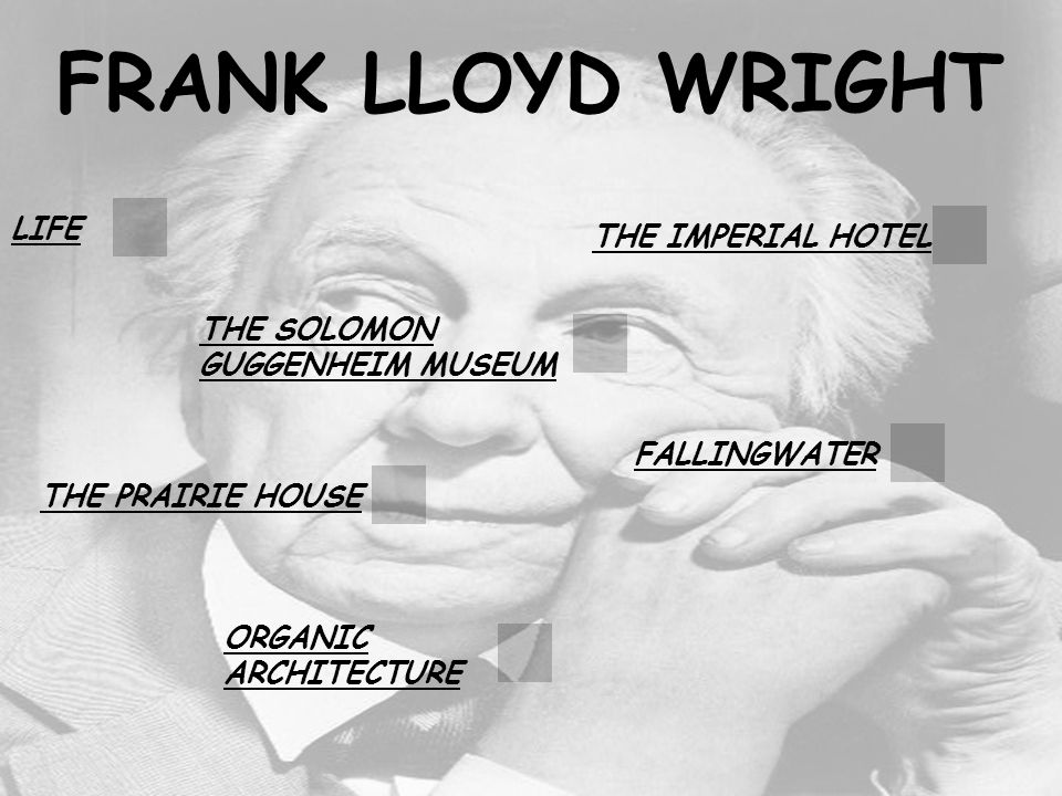 FRANK LLOYD WRIGHT LIFE THE IMPERIAL HOTEL