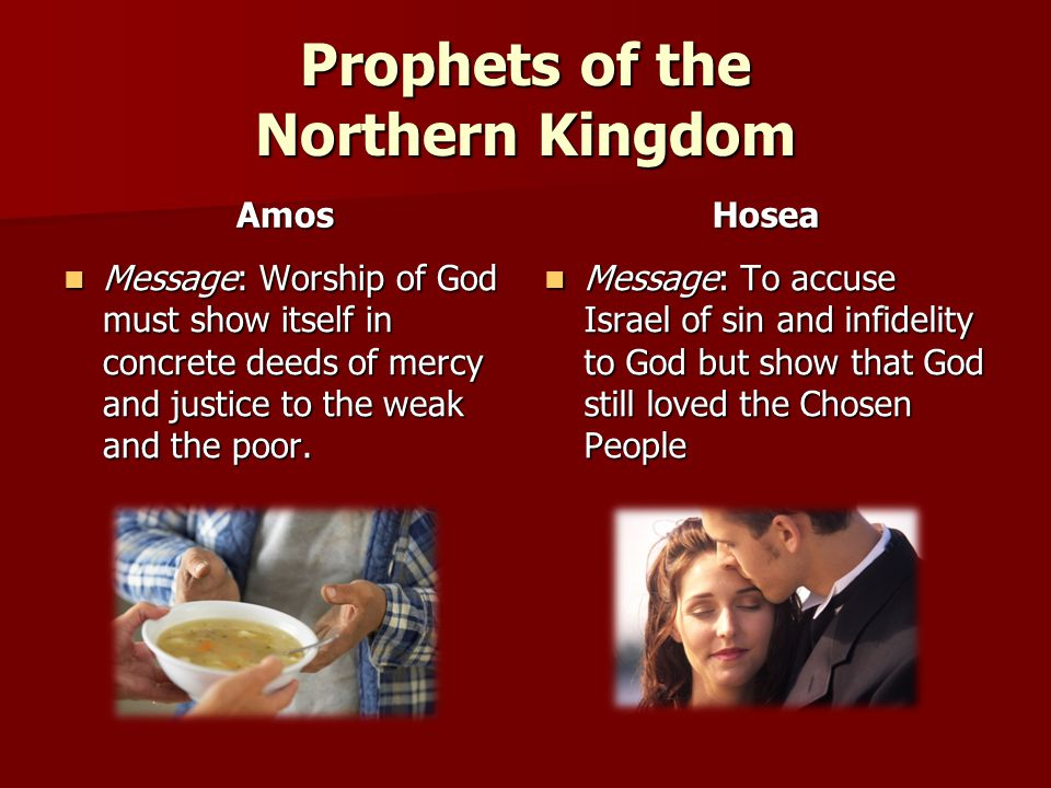 Prophets of the Northern Kingdom
