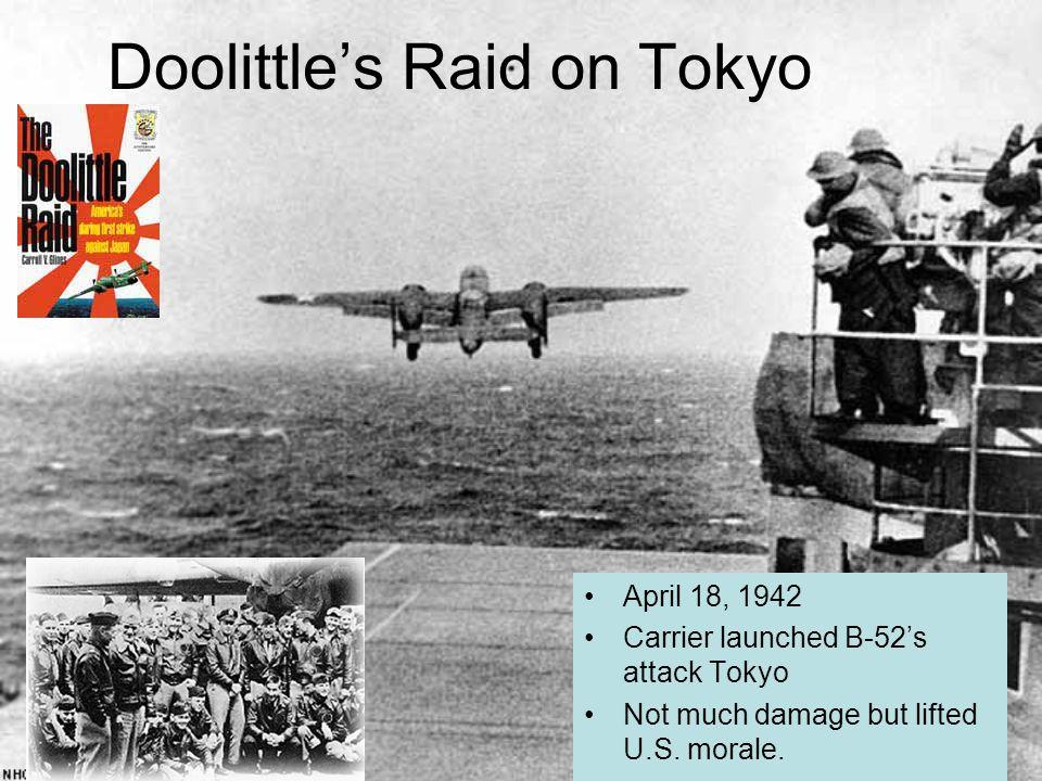 Doolittle's Raid on Tokyo
