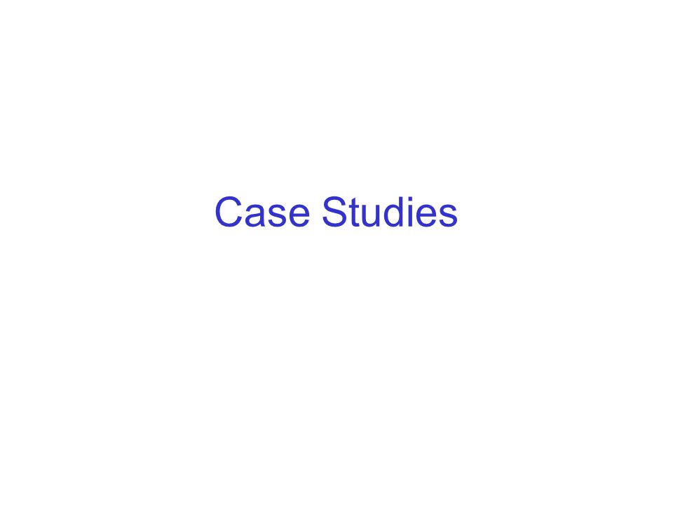 Case Studies Step 3: Case Studies - Clinical Staging of HIV Patients (Slides 41 – 49) – 20 minutes
