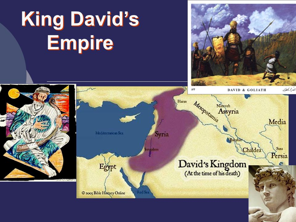 King David's Empire