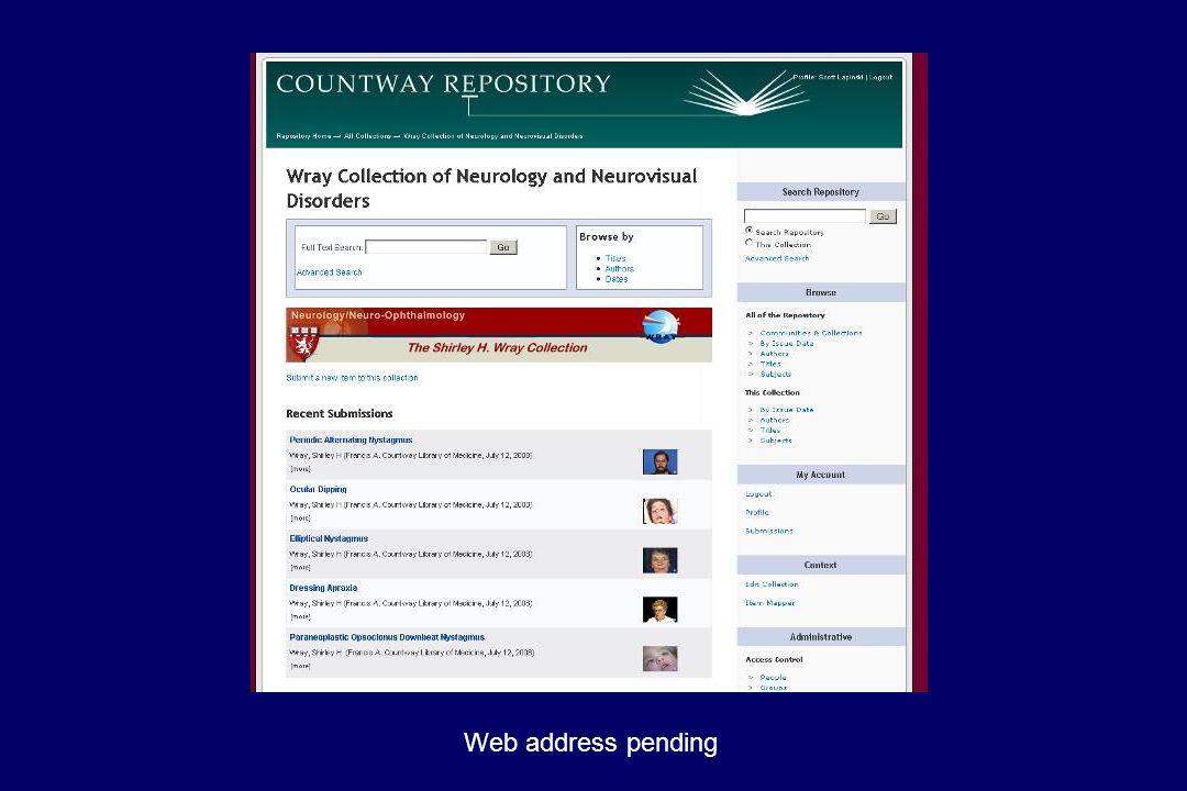Web address pending