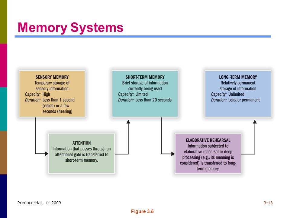 Memory Systems Prentice-Hall, cr 2009 Figure 3.5