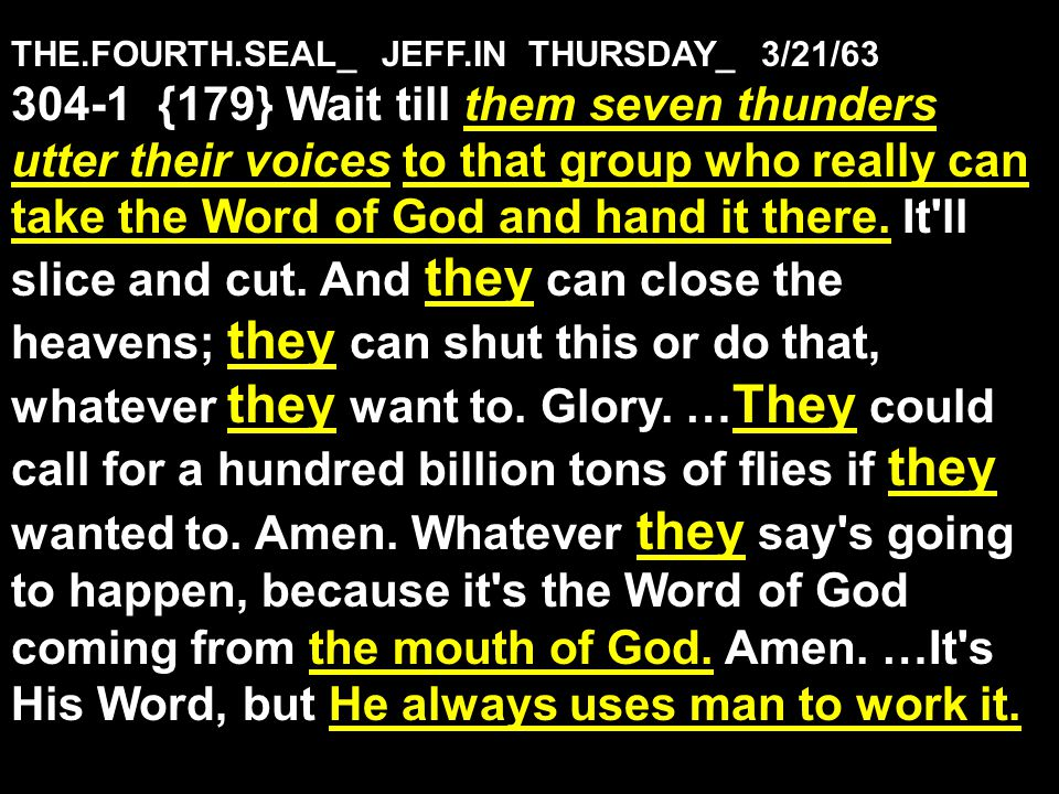 THE.FOURTH.SEAL_ JEFF.IN THURSDAY_ 3/21/63