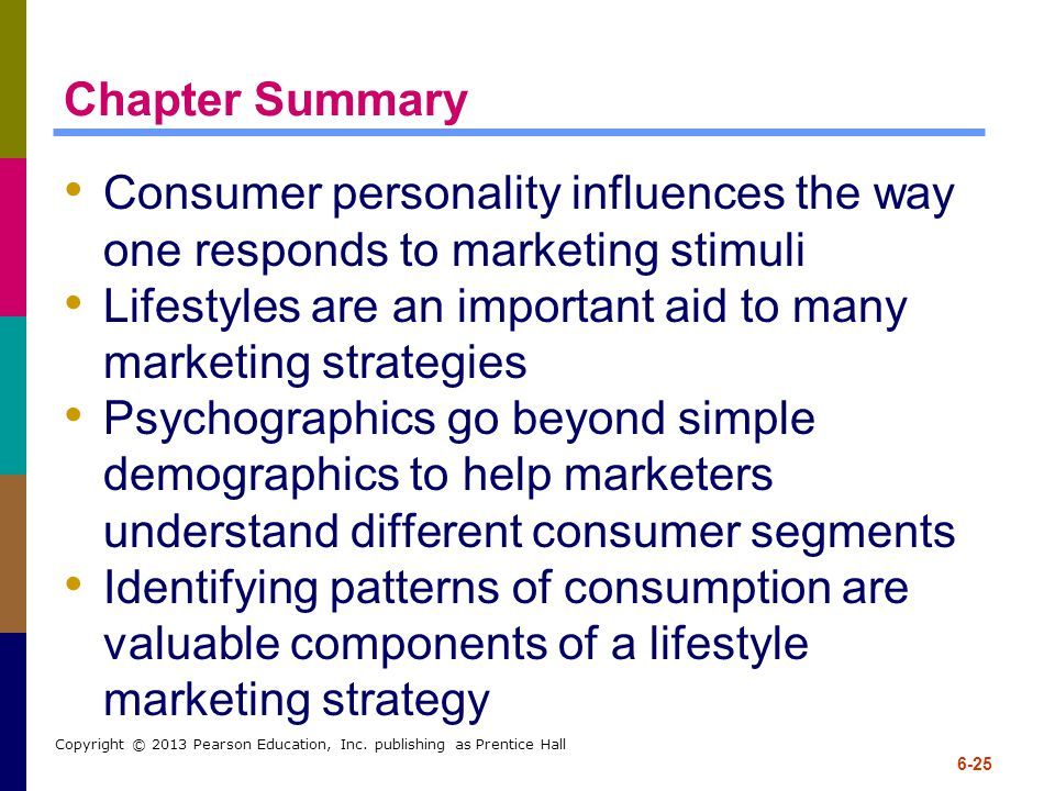 Lifestyles are an important aid to many marketing strategies