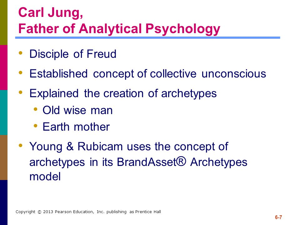 Carl Jung, Father of Analytical Psychology