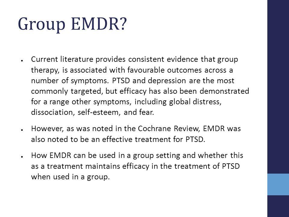 Group EMDR