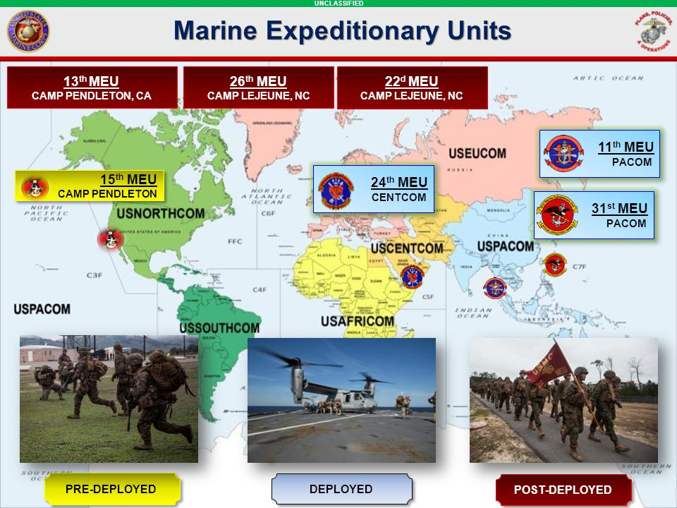 Marine Expeditionary Units
