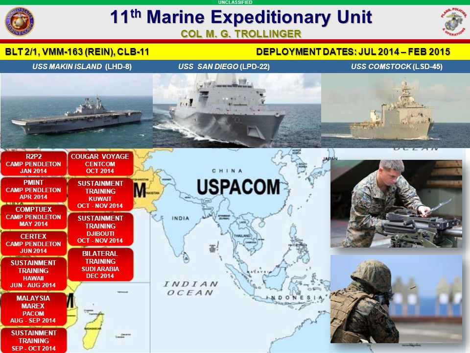 11th Marine Expeditionary Unit