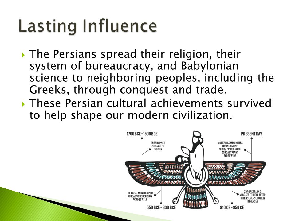 Lasting Influence