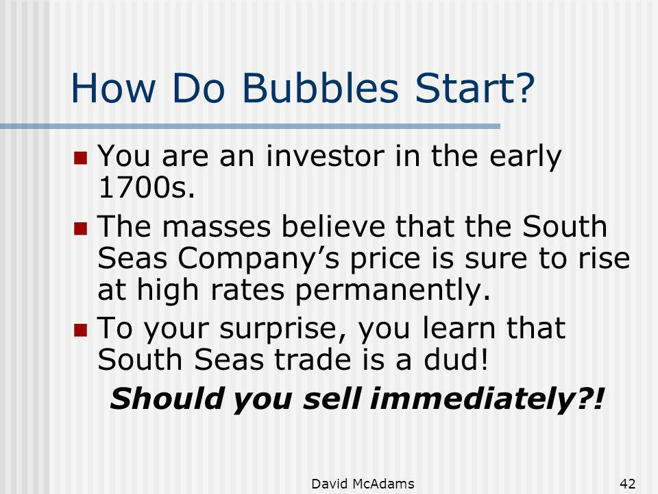 Should you sell immediately !