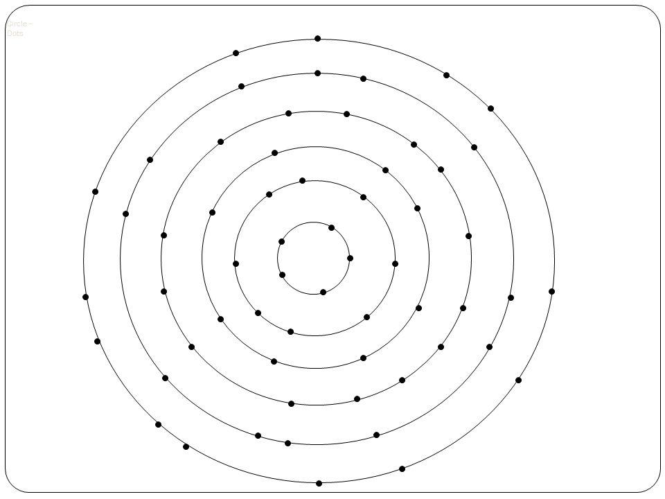 Circle – Dots