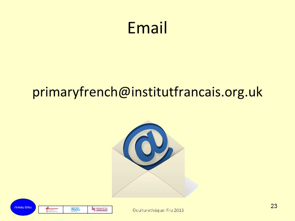 Email primaryfrench@institutfrancais.org.uk