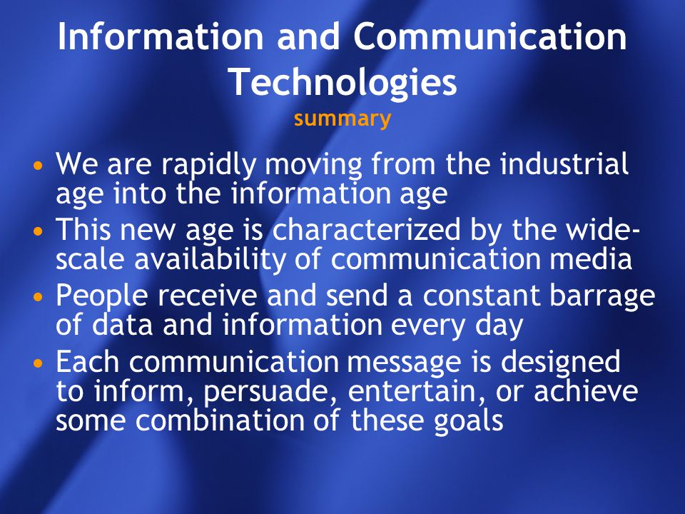 information technology summary The following template/sample is good for any title of managerial position in information technology field, such as- director information technology career summary.