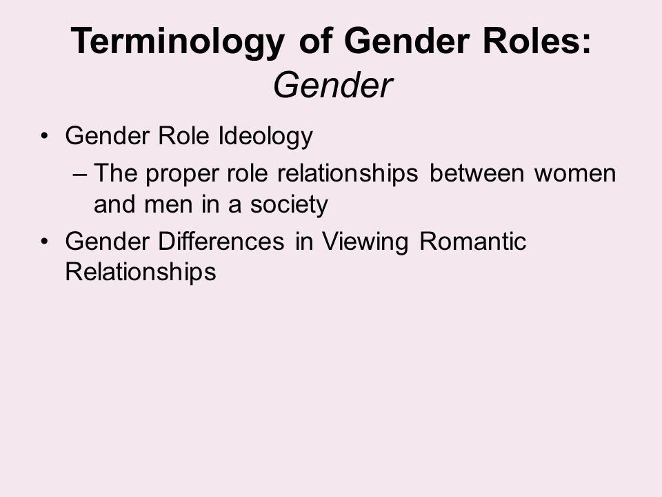 the ideology of hollywood and gender representation A very controversial representation of women can be traced in the early beginning of hollywood gender representation in a dominant ideology of that time.