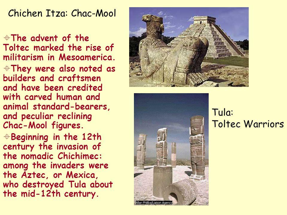 Chichen Itza: Chac-Mool