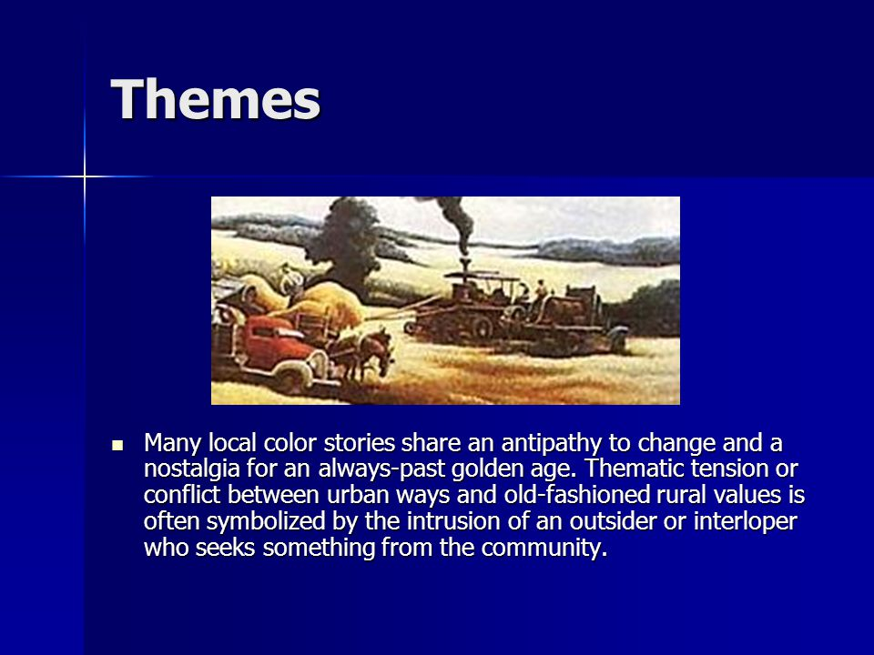 Impacts Contributed to the reunification of the country after the Civil War. Helped build a national identity.