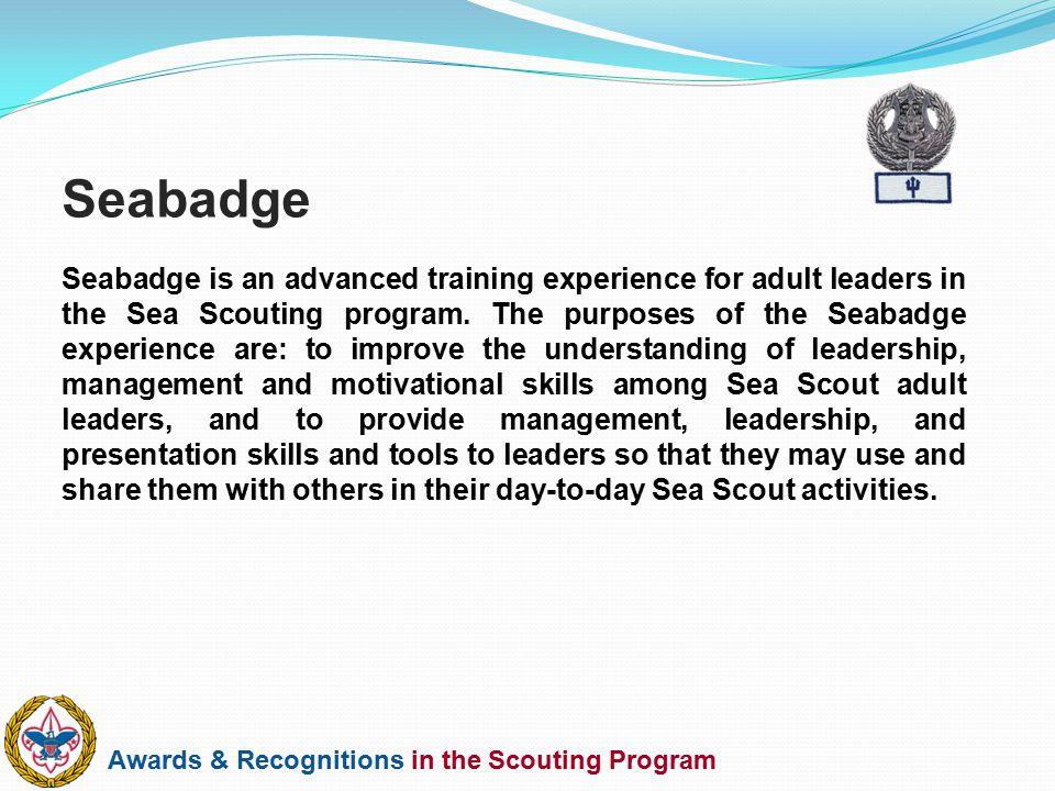Seabadge