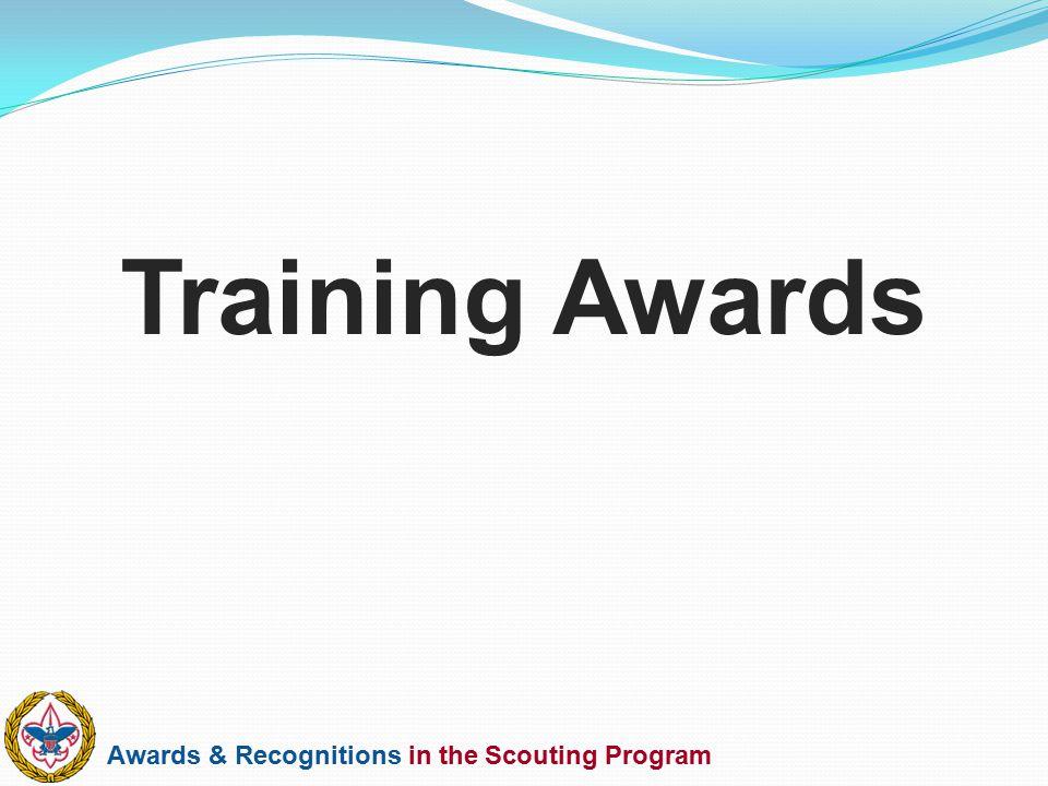 Training Awards